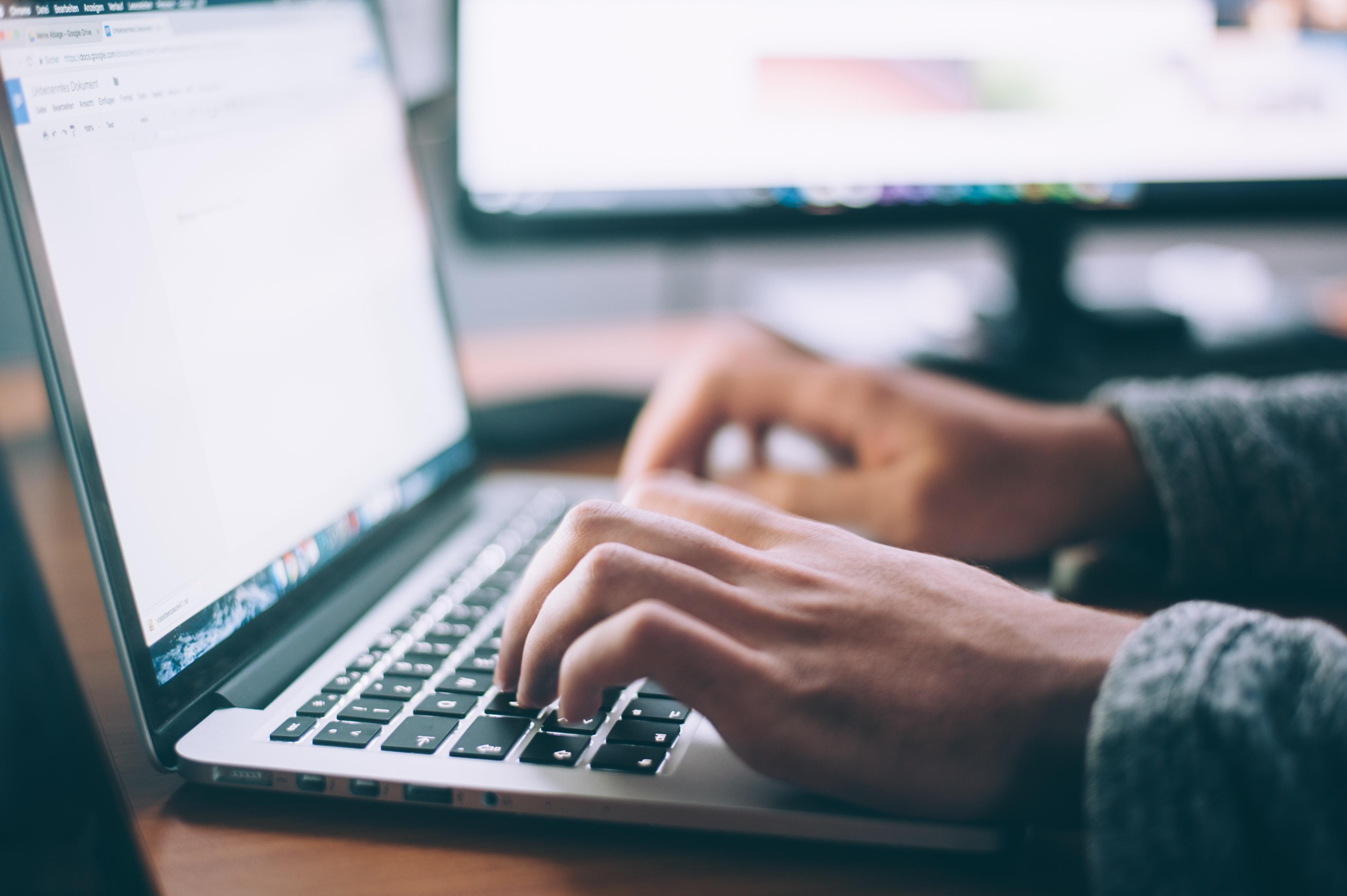 ブログ パソコン