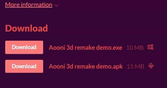 青鬼3D ダウンロード方法