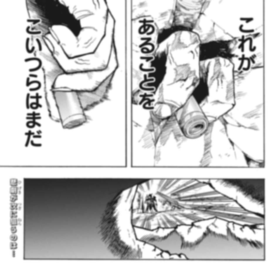 ヒロアカ 29巻 ネタバレ 収録話数
